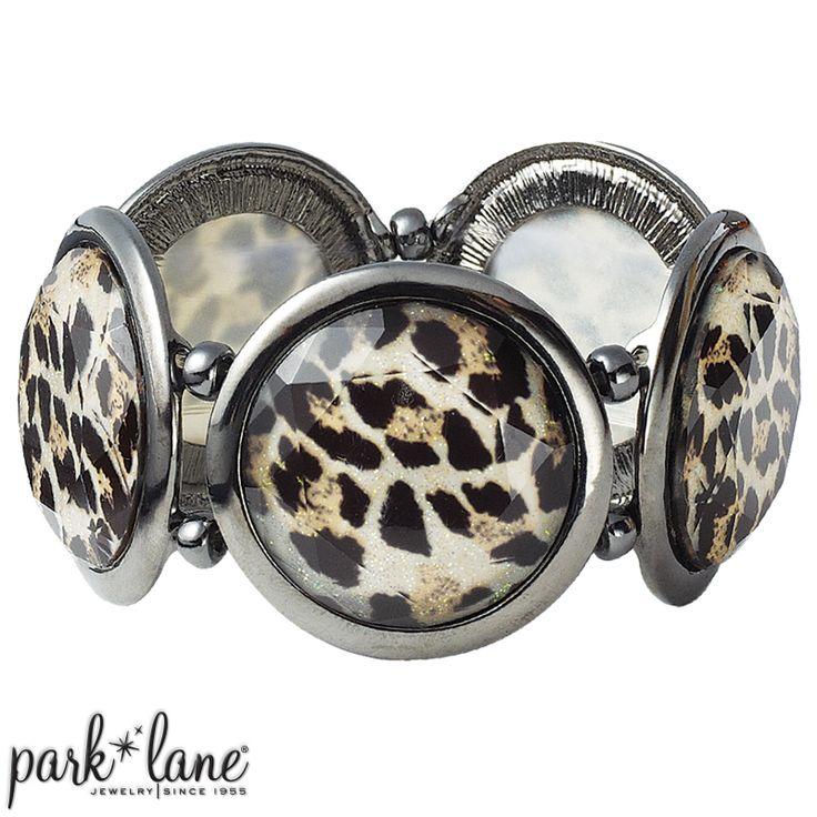 Leopard Bracelet. https://www.facebook.com/pages/Park-Lane-Jewellery-with-Laura/1535838469985943