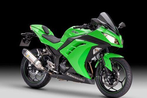 Краткий обзор мотоцикла Kawasaki Ninja 300