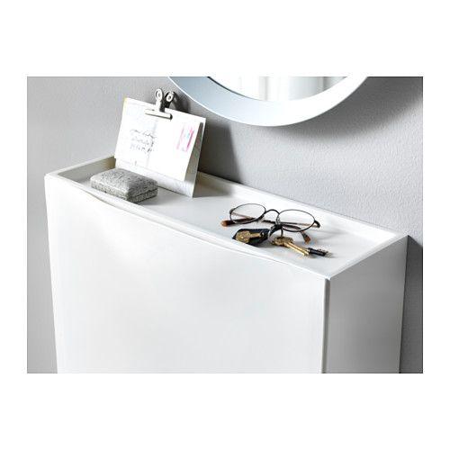 TRONES Aufbewahrung - weiß - IKEA