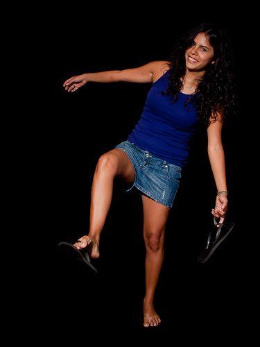 Maria Claudia #Lima #Perú Object: Flip Flops 23/07/10 - 25/07/10