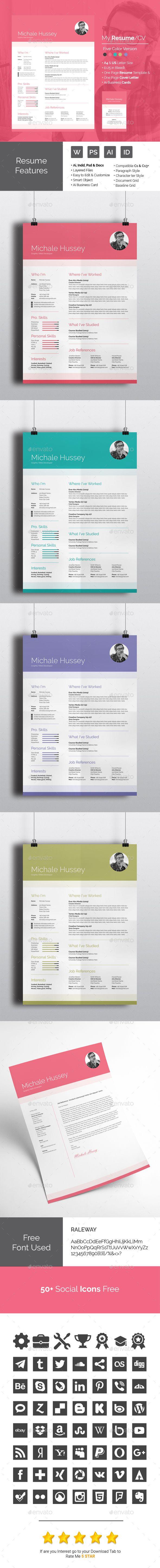 Best 25 My Cv Ideas On Pinterest Cv Infographic Cv Format For