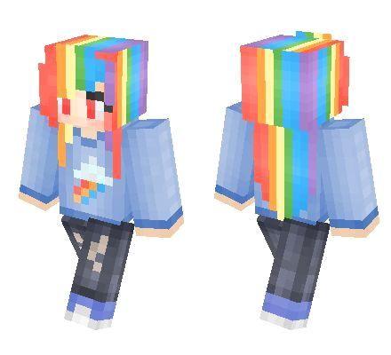 My Little Pony Minecraft Skin !