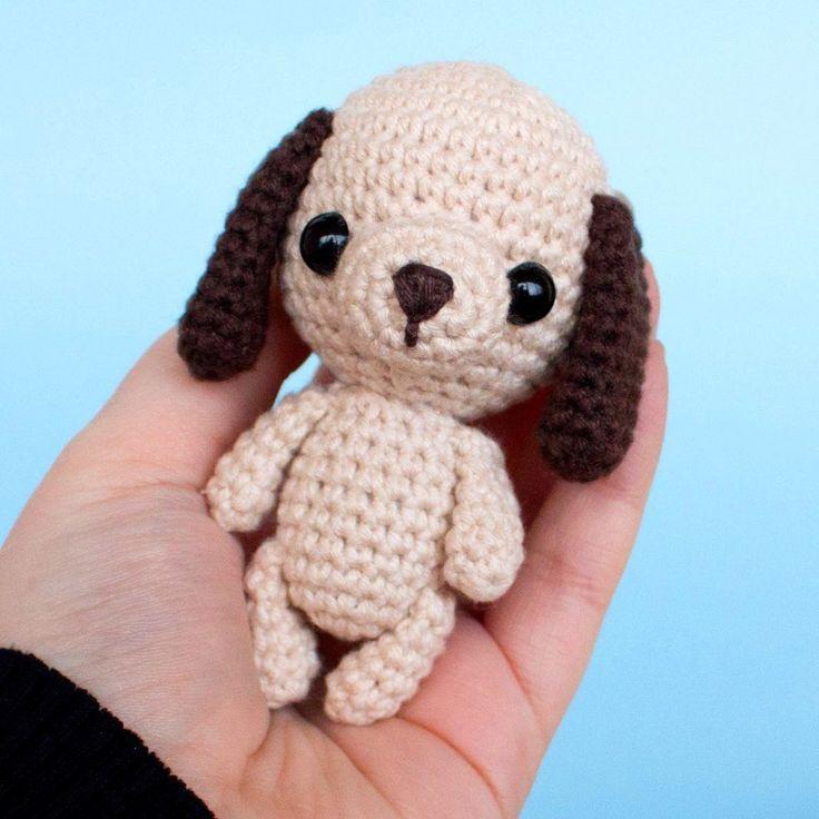 Dog amigurumi crochet pattern