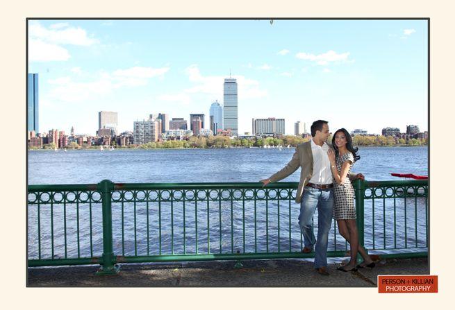 Boston Engagement Photo Shoot | Person + Killian Photography