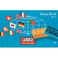 LEGO Ideeenboek | 2dehandslego.nl, gebruikt Lego maar niets mis mee