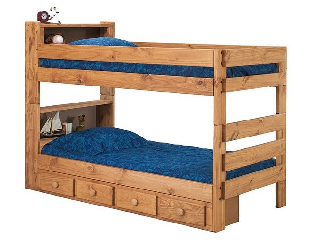 Going to buy this bunk bed for my kids: Kids Beds, Kids Bedrooms, Standards Bunk, Bunk Beds, Kids Bunkb, Twin Bookca, Twin Standards, Kids Rooms, Bookca Bunk