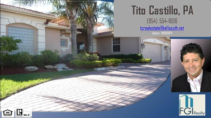 Cooper City 4 Bedroom 3.5 Bathroom 3 Car Garage Lake View in Country Glen Broward County  https://gp1pro.com/USA/FL/Florida/Cooper_City/Country_Glen/13390_parkside_Terrace.html  Cooper City 4 Bedroom 3.5 Bathroom 3 Car Garage Lake View in Country Glen Broward County - Call Tito - 954-554-1606.  Very Open and large Edwardian model w/LAKE VIEW in Gated Community.  Huge corner lot (13,200 sq./ft.) with ample space for a large pool.  3,200 sq./ft. under air.  4,308 sq./ft. construction.  Crown…