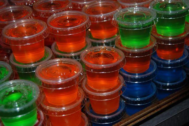 Jello-shots!!!
