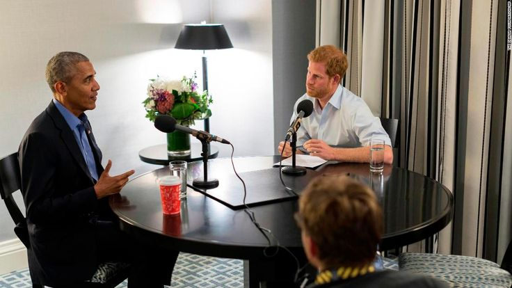 Obama warns on social media use in Prince Harry interview. In an intevriew with Britain's Prince Harry, former US President Barack Obama has urged leaders not to use social media in a way that fosters division.