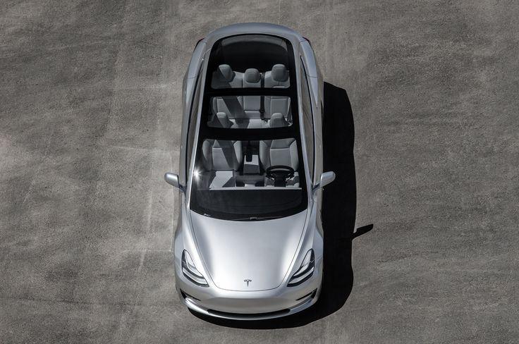 Tesla Model 3 Second Ride Review - Motor Trend