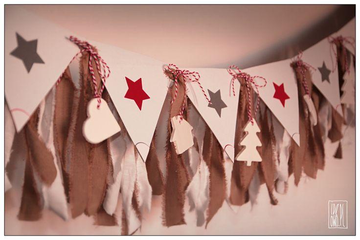 x-mas garland | girlanda świąteczna