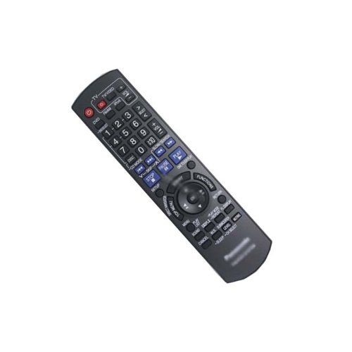 USED Remote Control For Panasonic SC-PT753 SA-XR57S SA-HT940 Home Theater System. ATTENTION: ONLY purchase and ship by Z&T shop have the above characteristics. 90days gurantee period from purchasing date. Fit For PANASONIC DVD Home Theater System. Any doubts or needs, do not hestitate to mail us. Warm Tips: Place the order after ensuring the model can fit for your machines, and to those whom place wrong model order by themselves, you can ask a return request or replace the right...