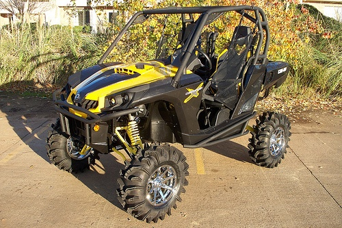 Image detail for -Can Am Commander 1000 Lift