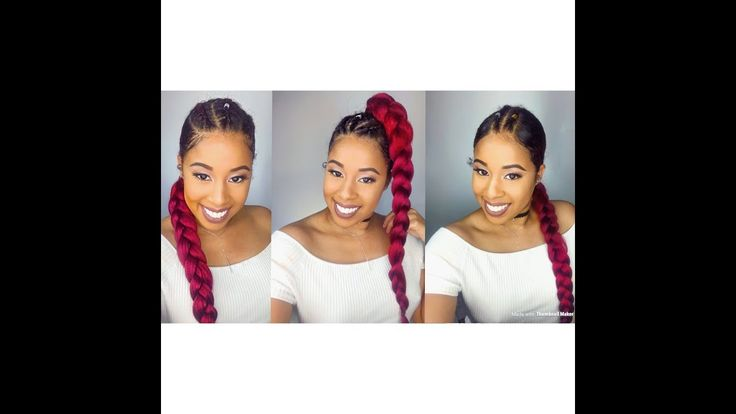 3 Quick Ponytail Styles for The Holiday's| Weave Ponytail [Video] - https://blackhairinformation.com/video-gallery/3-quick-ponytail-styles-holidays-weave-ponytail-video/