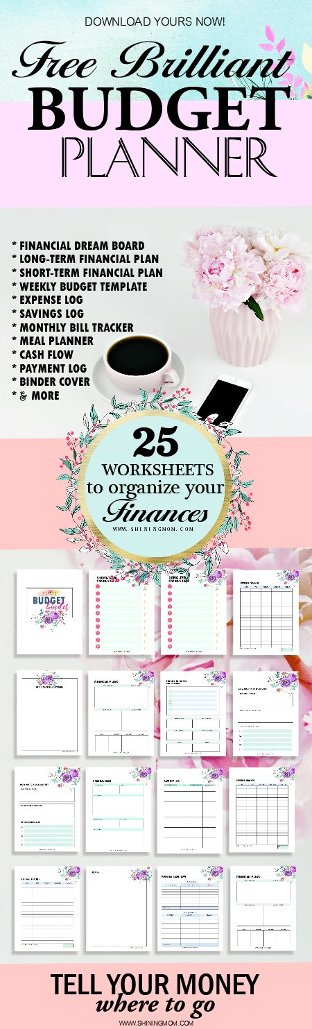 139 best Finance Binder images on Pinterest - Wedding Budget Excel Spreadsheet
