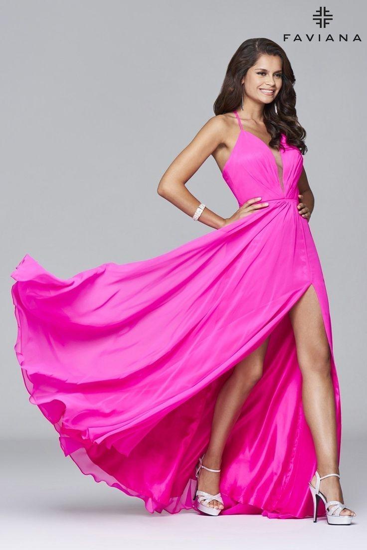 20 best Pink and Blush Dresses images on Pinterest   Grad dresses ...
