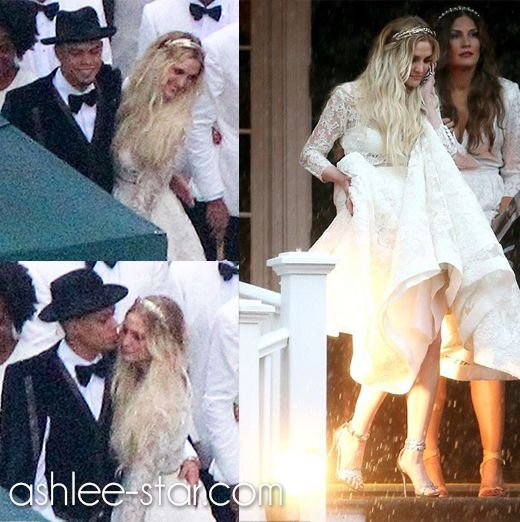 Ashlee Simpson Wedding Flowers 464 best images about ...
