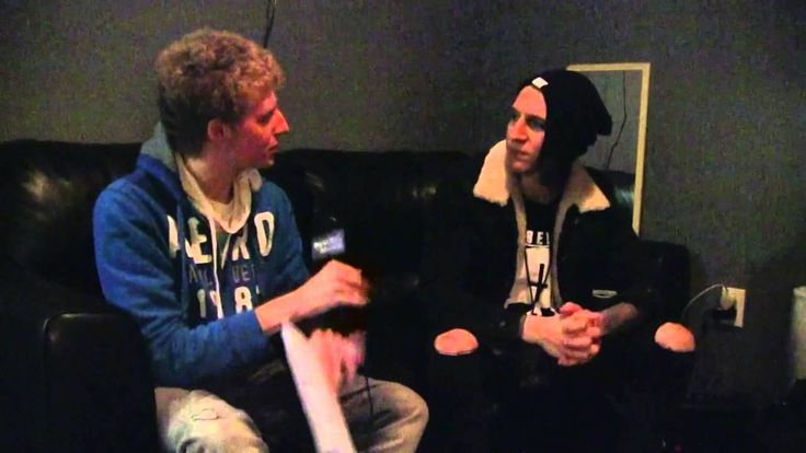 Falling In Reverse Interview #5 Jacky Vincent 2015
