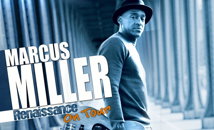 Vecchio concerto del 2012! MARCUS MILLER, RENAISSANCE On Tour!!!   November 15! #concerts #lucca #marcusmiller