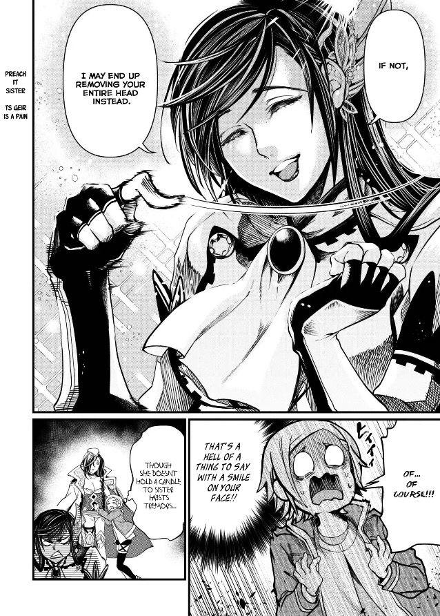 Pin By 6 Tone On Anime Manga Anime Manga Valkyrie