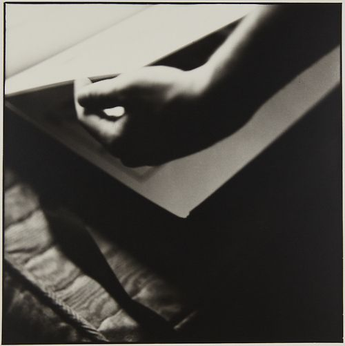 Bruce Cratsley, Lifting Hand, 1986