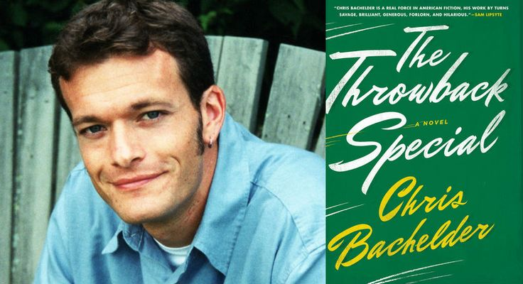 I first encountered Chris Bachelder's novel The Throwback Special in The Paris Review, where he serialized it starting last spring. I missed the first installment, and so I began the second one cra…