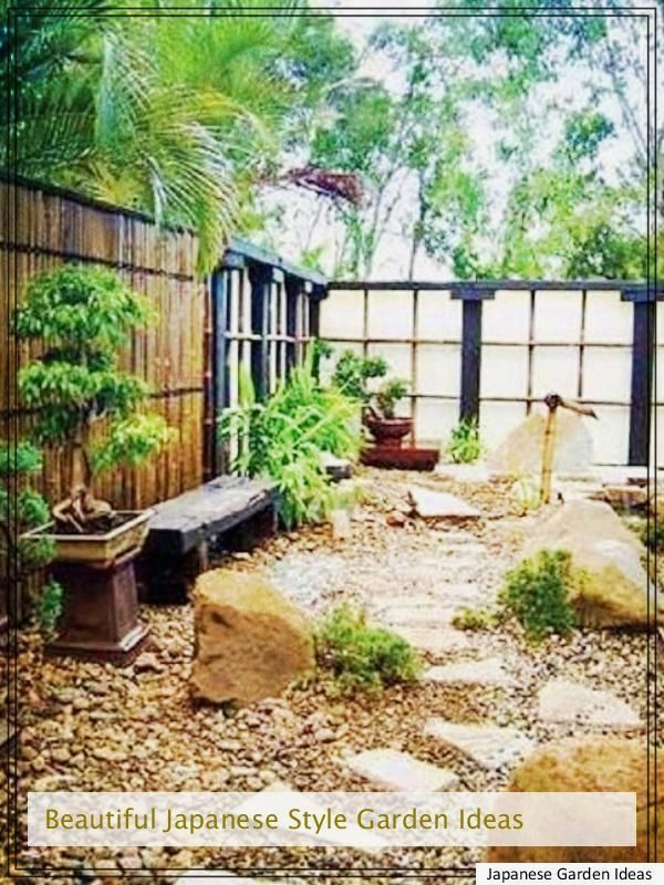 Delightful *13 Amazingly Wonderful Backyard Japanese Style Garden Ideas*