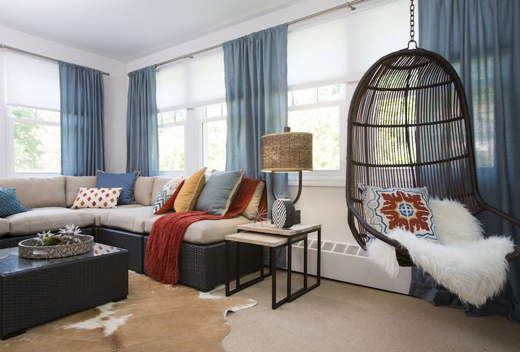 Beth & Christopher's SUNROOM REVEAL | Buying & Selling