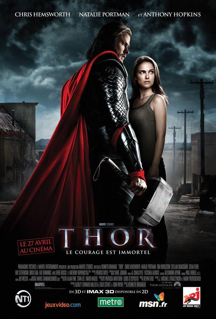 Thor (2011). Efectos especiales por doquier y gran poder de entretenimiento. Además, también tiene escenas cargadas con una pizca de humor.