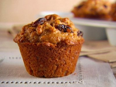 John Barricelli shows how to turn a morning staple into a new favorite: raisin bran muffins.