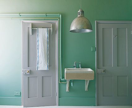 Farrow And Ball Arsenic And Dovetail For The Home