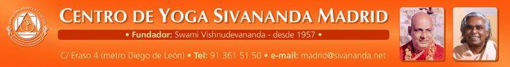 Centro de Yoga Sivananda Vedanta Madrid