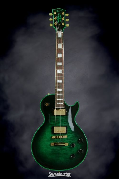 Gibson Les Paul Green