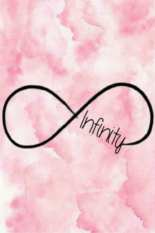 Infinity  Everything MUST Be Pink Pinterest