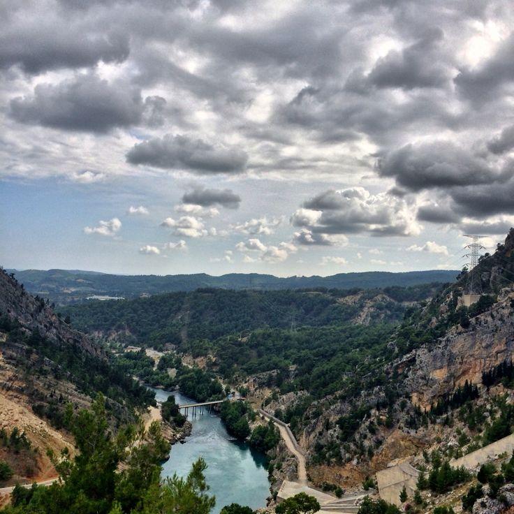 Oynapınar Barajı Manavgat Antalya