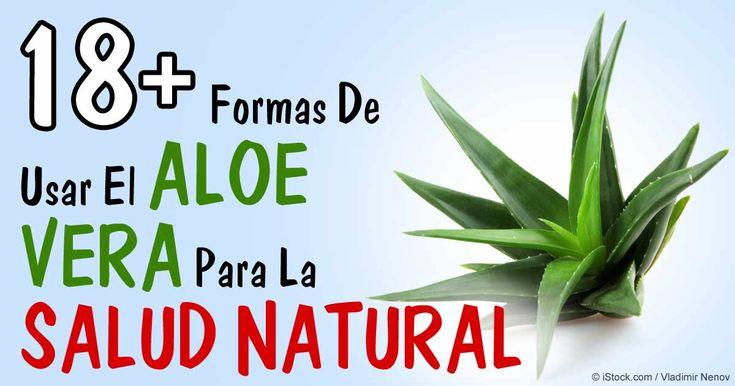 El aloe vera ha sido un poderoso laxante desde hace miles de años, también ha sido utilizado como un agente de curación para muchos problemas digestivos. http://articulos.mercola.com/sitios/articulos/archivo/2015/10/18/beneficios-del-aloe-vera.aspx