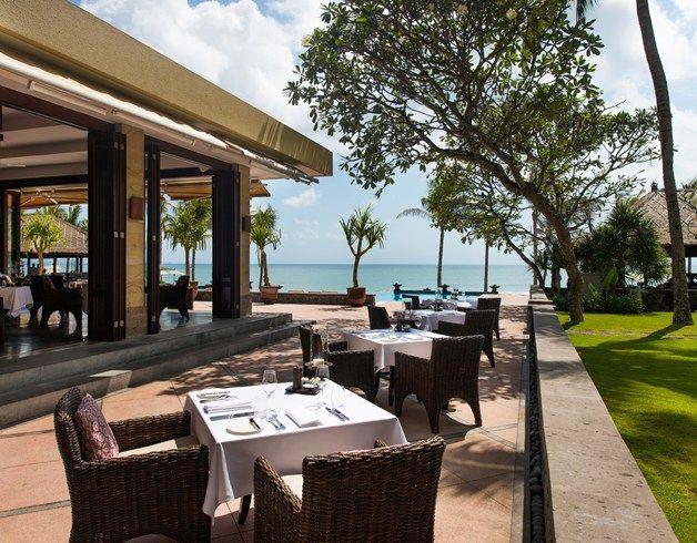 ザ・レギャン・バリ The Legian Baliのレストラン