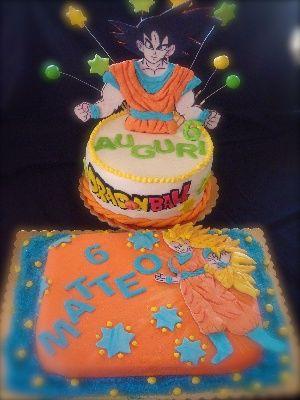 dragonball - Foto torte decorate e dolci - Cakebook.it