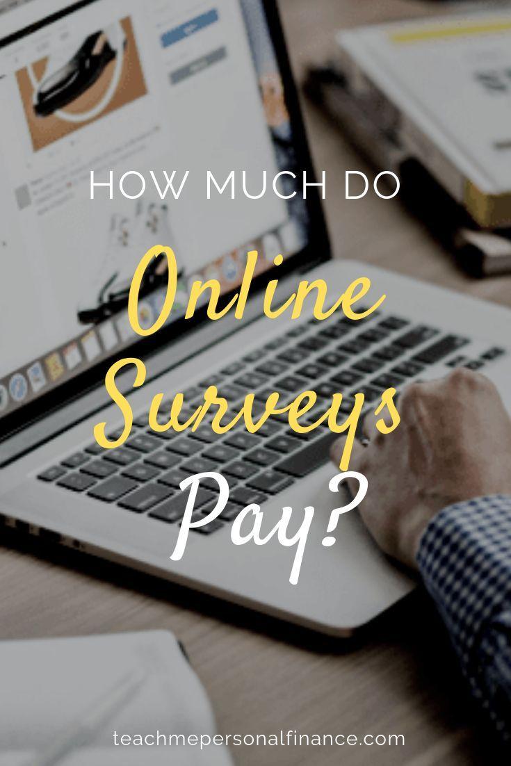 Do Surveys For Money