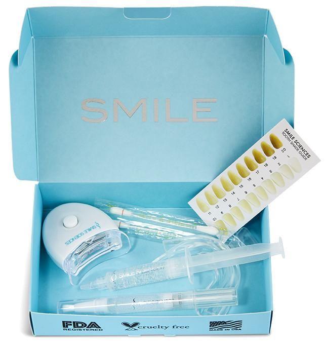 Vegan Teeth Whitening Kit – Smile Sciences