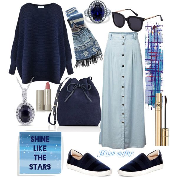 A fashion look from November 2016 featuring Paisie sweaters, Chicnova Fashion skirts and J/Slides sneakers. Browse and shop related looks.