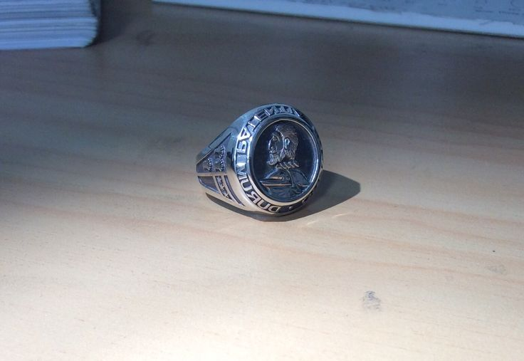 """Family Crest Ring """"American Style"""""""