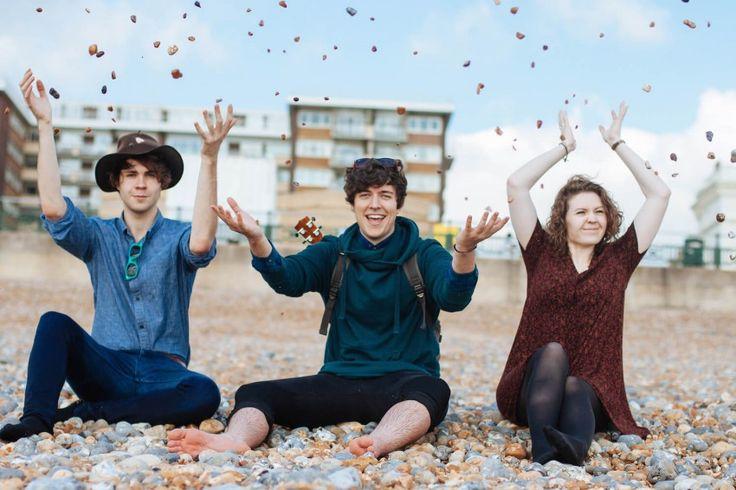 PJ Liguori TenEighty Sept 2015-- PJ, Sophie Newton and Louis Grant