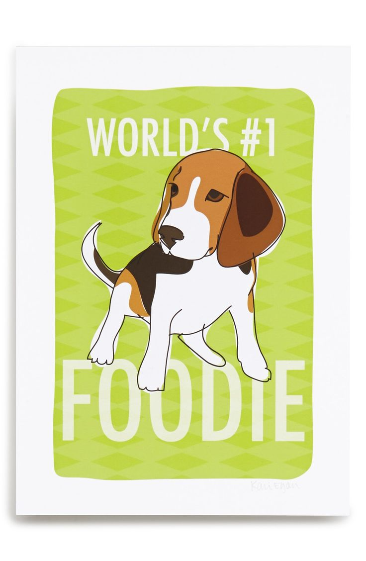 World's #1 foodie!
