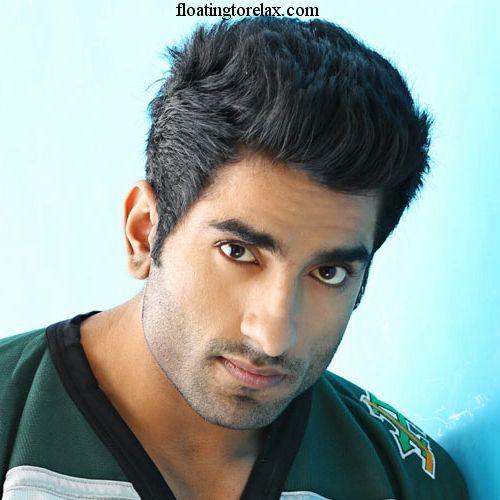 hairstyles men in india