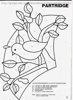 Artesanato Dona Arte: Bordado - Figuras de Animais para Bordado ou Pintura.