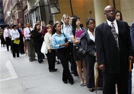 Estados Unidos: Solicitudes de seguro de desempleo caen menos que lo esperado. #Gestion