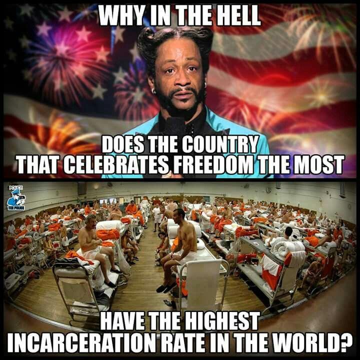 Katt Williams memes:  Home of the free?