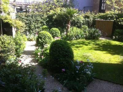 miniature Jardin en Ville, Paris, Xavier De Chirac - paysagiste