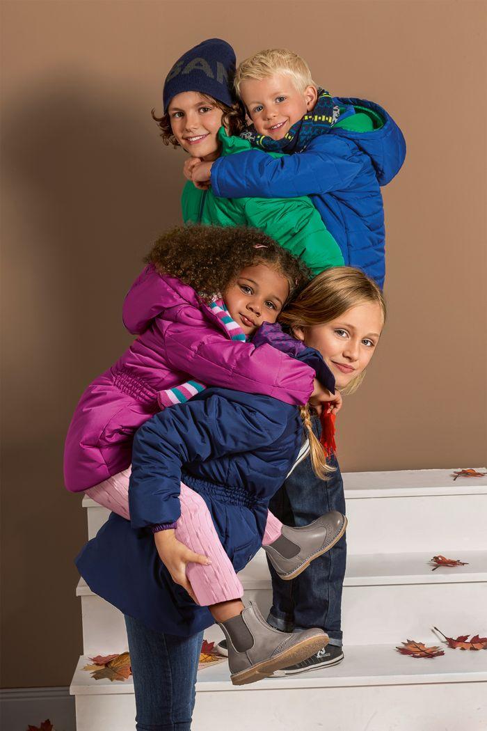 Kinderjacken die nicht nur gut aussehen, sondern auch noch unschlagbar günstig sind.